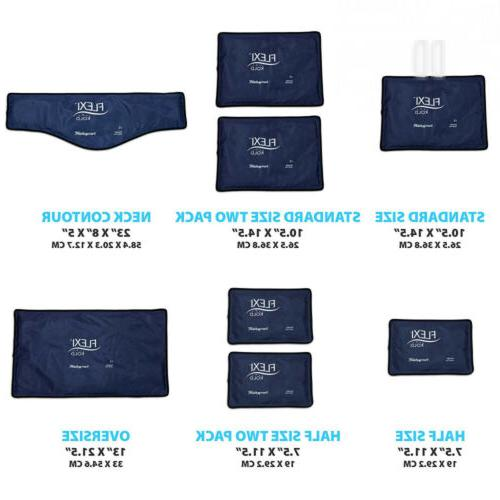 FlexiKold Ice Pack for Neck and Shoulders Aid,...