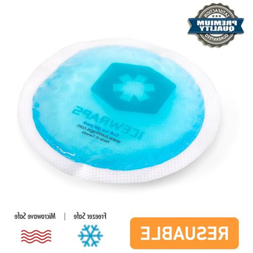 IceWraps Round Ice Cloth Backing Great for Kids