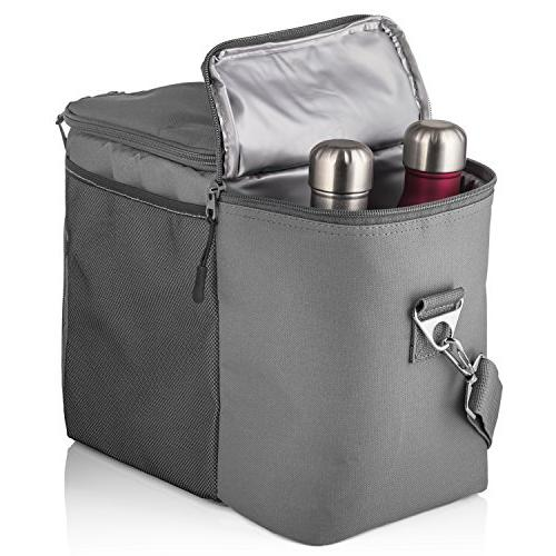 HemingWeigh Lunch Box - Lunch Bag Cooler Food Ice