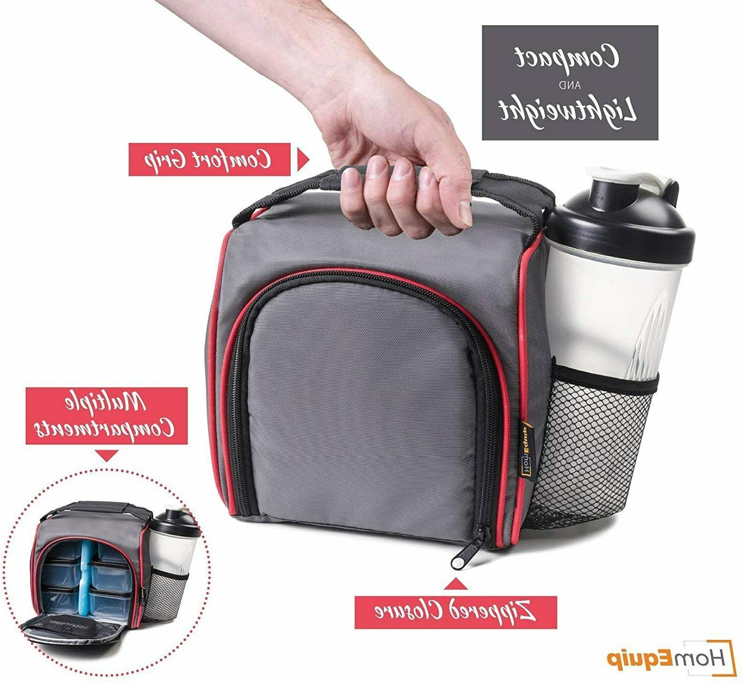 Insulated Bag + Control Pack