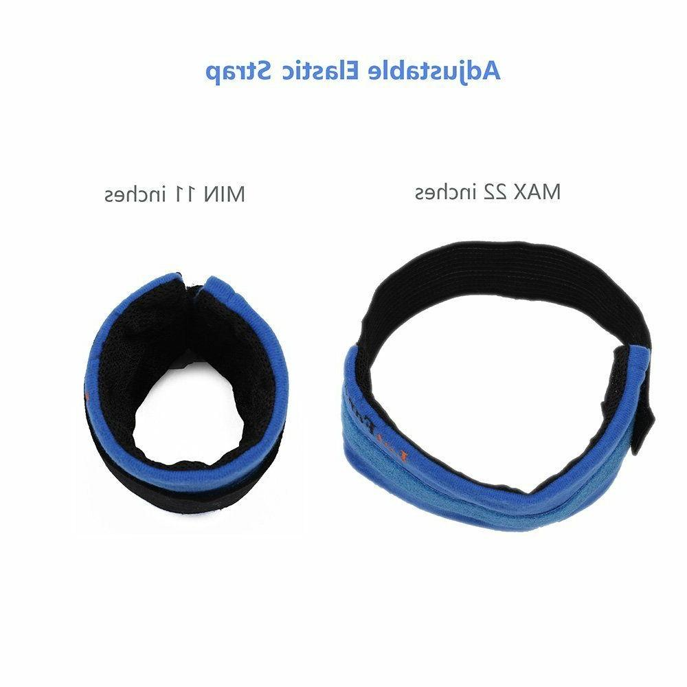 Knee Wrap Ice Hot/ Cold Therapy Injuries First Head Neck