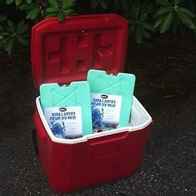 Kona Ice Packs for Coolers - Space 25 Minute
