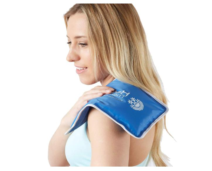 Large Cold Therapy Pain Relief Pad Ice Compress