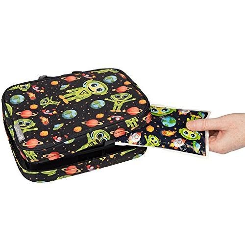 Box Set Boys - Sleeve with Handle, Bento 5 and Pack - Alien