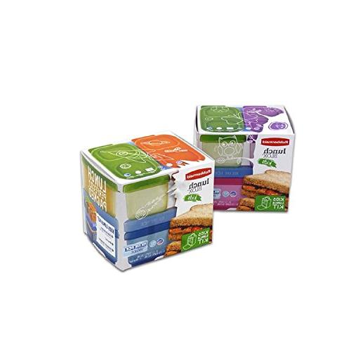 lunch blox kit 2 assorted