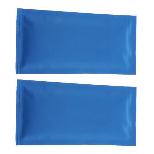 MagiDeal 2x Reusable Ice Packs Hot Cold Therapy for Injuries