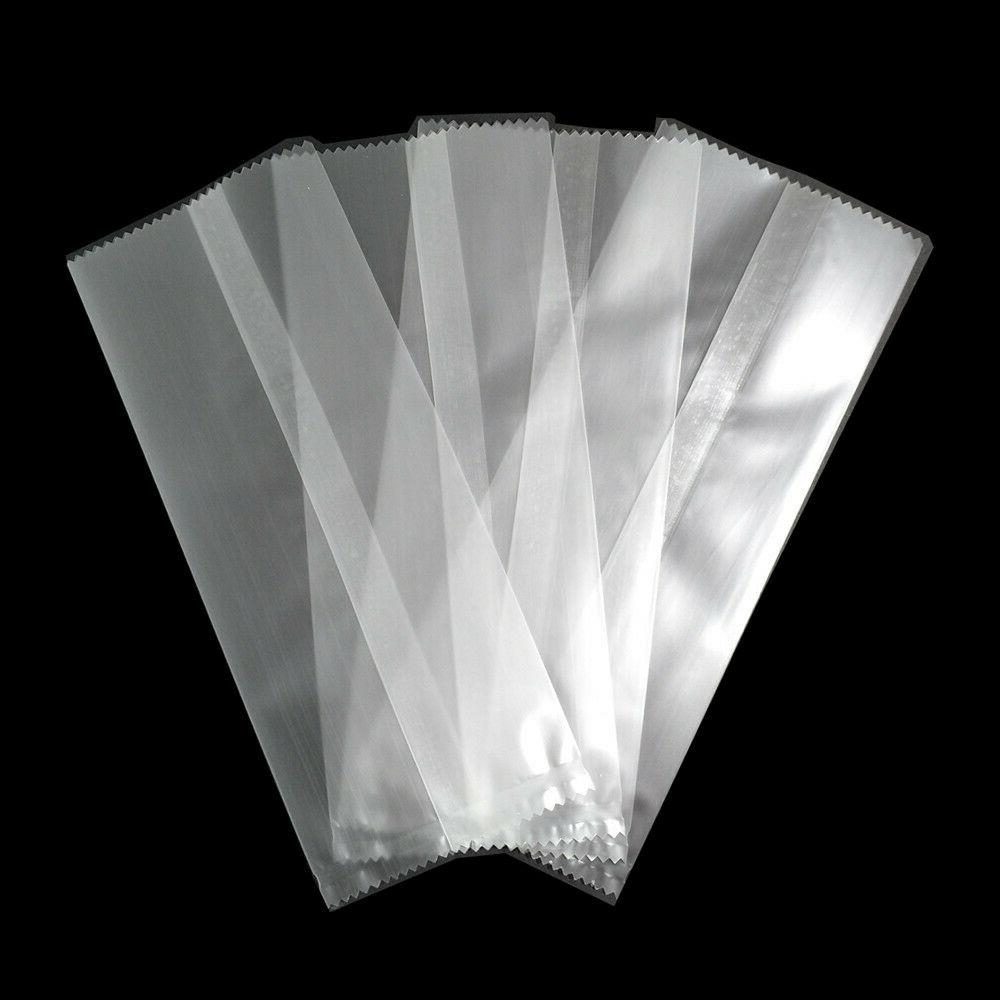Matte Clear Disposable Plastic Pack For Ice Seal