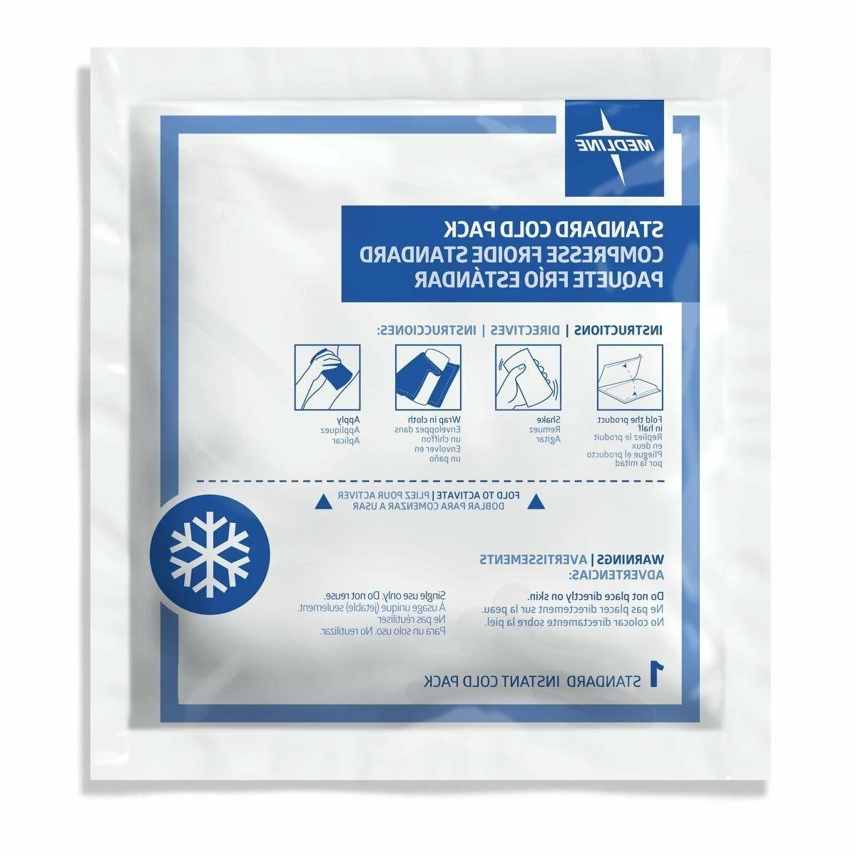 mds137020 standard instant cold packs 5 x