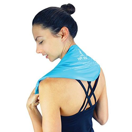 Neck Ice Arctic Flex - Compress Therapy Wrap - Cool,