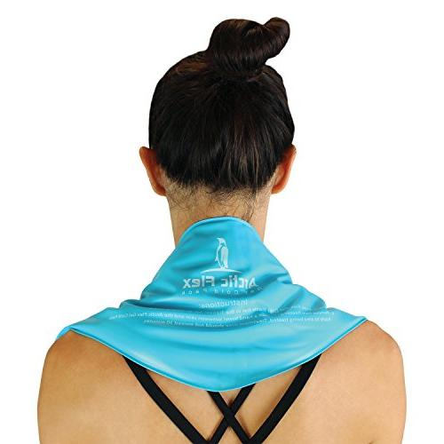 Neck Ice Pack Arctic Flex Cold Compress Therapy - Cool,