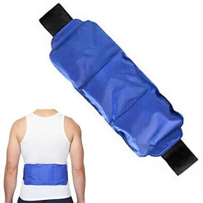 Fixing Band Hot Ice Bag Bandage Pack Wrap Pain Relief Therap