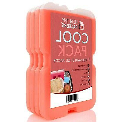 red ice pack for lunch box freezer