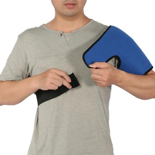 Reusable Wrap Hot Cold Therapy For Shoulder Back