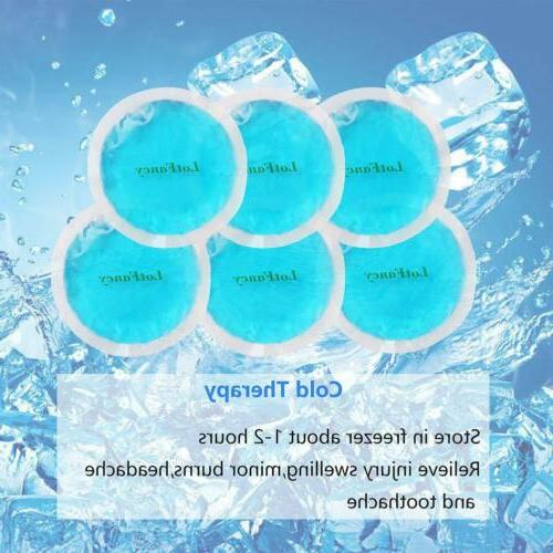 reusable ice cold gel therapy