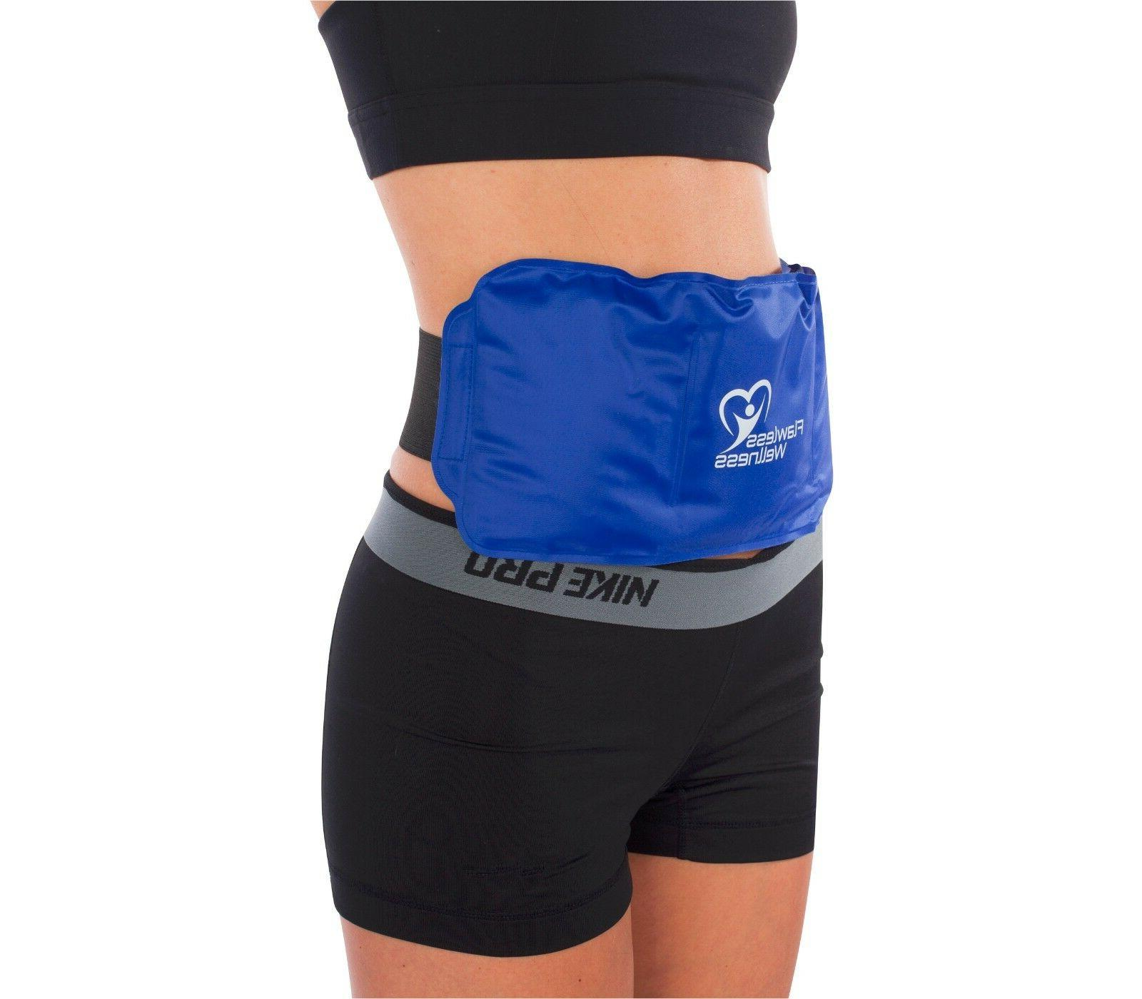 Wrap Therapy Pain Relief knee, back