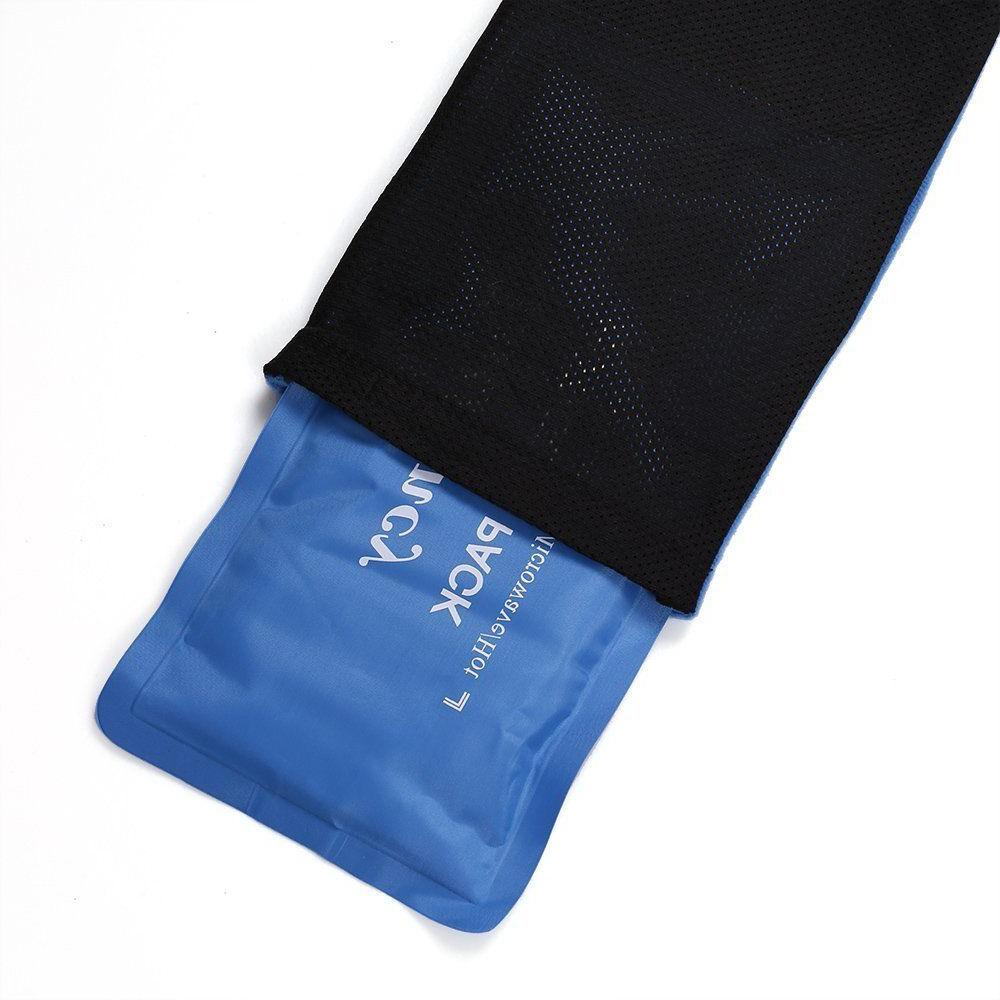 Reusable Ice Pack Wrap Pain For Head Neck Ankle