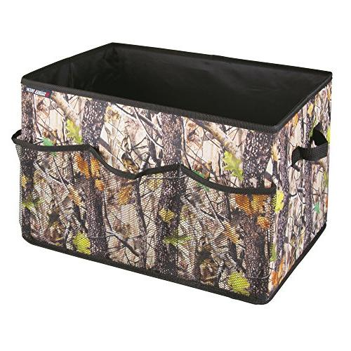 swiss tech woodland camouflage trunk or cargo