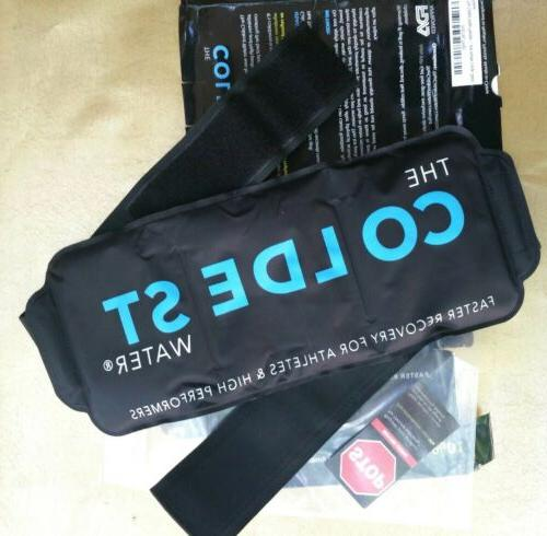 the coldest ice pack gel reusable hot