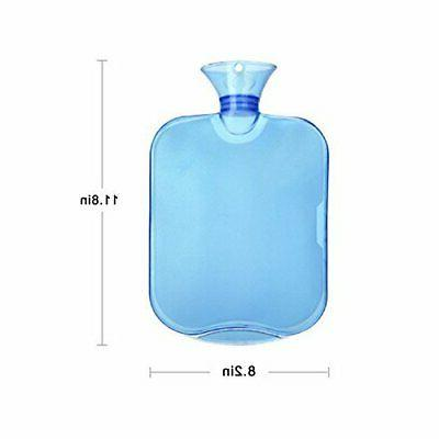 All Classic Rubber Hot Bottle Knit - Blue