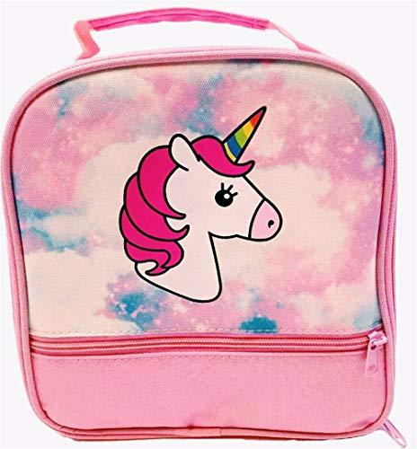 Unicorn Lunch-Box for Girls  Pink Lunch Bag