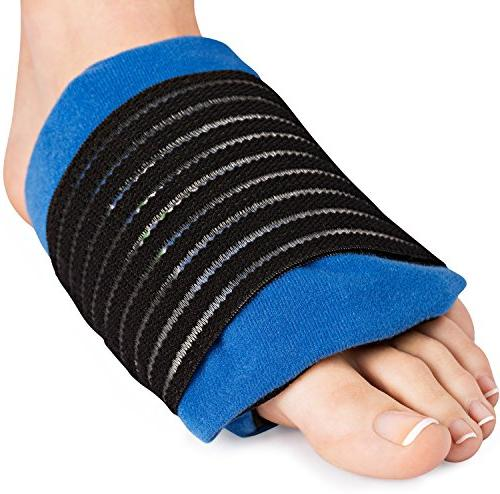 NatraCure Ice Wrap Ice Packs w/ Pouch -