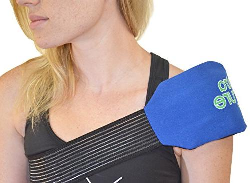 NatraCure Universal Cold Ice Ice Packs Pouch -