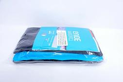 Large Flexible Gel Ice Pack & Wrap-Hot  Cold Therapy - Open