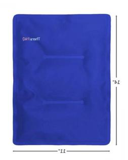 Large Gel Ice Pack by TheraPAQ: Reusable Hot & Cold for X-La