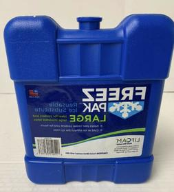 large lifoam reusable ice substitute ice pack