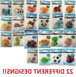 LOT OF Kids Instant Relief Reusable Gel Cold Ice Pack Lunch