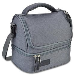 Large Lunch Bags For Women and Men Chillax - Insulated Lunch