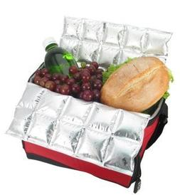 Lunch Ice Packs  | Reusable Freezer and Cold Travel | Bento