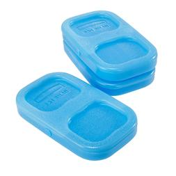 Rubbermaid LunchBlox Ice Pack, Small, Blue, 3 1857118