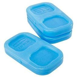 """LunchBlox Ice Pack, Small, Blue, 3 1857118 Kitchen """" Dining"""