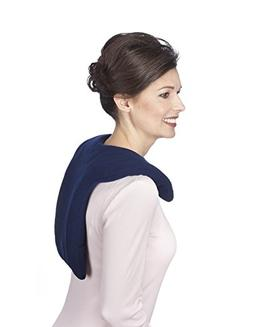 Sunny Bay Microwavable Shoulder and Upper Back Heat Wrap, Le