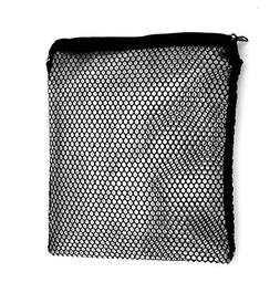 """Cooler Shock 4 Pack 10"""" by 10"""" mid-Size Mesh Zipper Bags - C"""