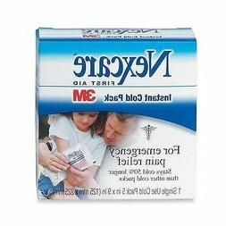 MMM2640 - Instant Cold Pack, No Refrigeration needed, 4-1/2x