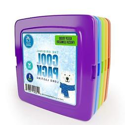 Healthy Packers  Cool Pack, Slim Ice Pack for Lunch Box
