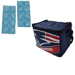 NFL Shop Collapsible Insulated Lunch Bag with Re-freezable I