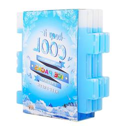 OICEPACK Ice Packs Cool Pack for Lunch Box Freezer Bags and