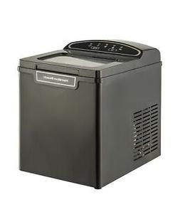Hamilton Beach PIM-1-3A Portable Ice Maker 26 Lb-Capacity Bl
