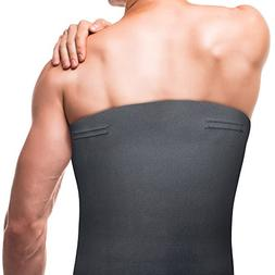 Polar Ice Back Wrap and Brace, Cold Therapy Ice Pack, Univer