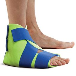 Polar Ice Foot and Ankle Wrap, Cold Therapy Ice Pack, Univer