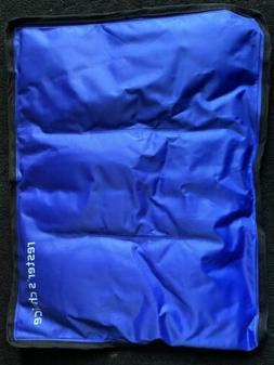 "Resters Choice Gel Cold & Hot Pack 11x14.5"" Reusable Warm or"