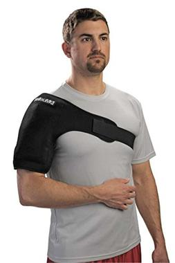 """Mueller Reusable Cold/Hot Therapy Wrap - Large w/ 1 - 6"""" x 9"""