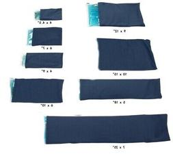 Reusable Flexible Comfort Gel Ice Pack Hot/Cold Pac Non Toxi