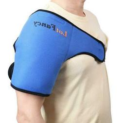 Reusable Flexible Gel Ice Pack Hot Cold Therapy-Shoulder Kne