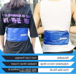 ARRIS Reusable Hot Cold Gel Ice Pack Wraps Relieve Soreness,