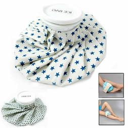 Reusable Ice Bag Pack 9 Inch Cold Therapy English Ice Cap De