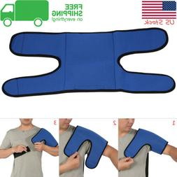Reusable Ice Bag Pack Wrap Pain Relief Hot Cold Therapy For